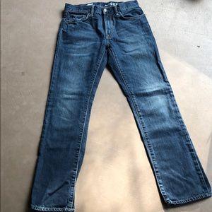 Men's GAP Straight Leg Jeans EUC Sz 30 x 32